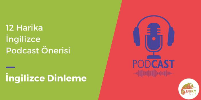 Photo of 12 Harika İngilizce Podcast Önerisi