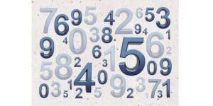 İngilizce sayılar